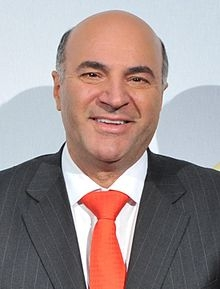Kevin O'Leary, Conservative leadership candidate